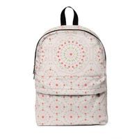 Floral Peach Classic Large Backpack $58.00