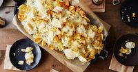 Blue Cheese Potato Chips, a recipe on Food52
