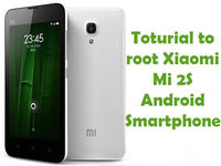 Xiaomi Mi 2S android smartphone by using this link we get a clear view of how you root a smartphone.