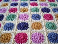 FREE Jelly Mould Blanket Pattern