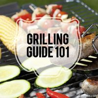 To help you become a seasoned pro when it comes to grilling here's how to grill popular foods like fish, chicken, beef, burgers, and vegetables to perfection.
