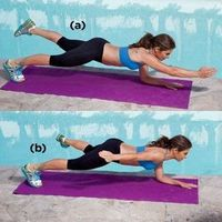 Jillian Michaels: Four Killer Ab Exercises.. Lord knows I'm an Ab workout junkie Love this one �Œ�