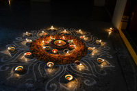 Diwali, the festival of light, is just around the corner and you have ample reasons to push the creative boundaries with rangoli designs. Rangolis are designed to invite the Goddess Laxmi and attract prosperity and good luck. Rangoli designs with flowers ...