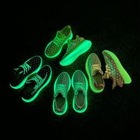 New Women's Comfortable Lightweight Sneakers Casual sports shoes Mesh surface breathable and color-changing running shoes