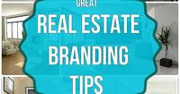 Real Estate Branding Tips: Need to freshen up your brand? Try this tips to create some buzz. #realtor #realestate #marketing
