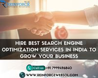 Are you searching for the best Search Engine Optimization Company in India? Reinforce Software Solutions offers Best Search Engine Optimization Services at affordable prices. We are not only limited to SEO or digital marketing services as you can hire dev...