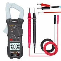 MUSTOOL X2 Pocket 6000 Counts True RMS Clamp Meter AC Voltage&Current Digital Multimeter Automatic Digital Meter With Square Wave Output Ω/V/A/Diode/Frequency/Continuity Test