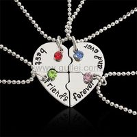 Bff Best Friends Forever 4 Piece Necklaces Set https://www.gullei.com/bff-best-friends-forever-4-piece-necklaces-set.html