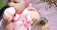 Princess Ruffles Baby Crochet Tutu Dress