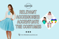 Relevant Accessories Accentuate The Costumes.   Get relevant wholesale Accessories that complement costumes at low costs and good quality to make your costumes more noticeable and conspicuous. http://wholesaleconnections-uk.blogspot.com/2018/06/relevan...