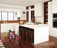 Photo Gallery: White Kitchens | House Home