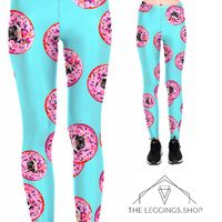 �Ÿ'– Delicious Donut Leggings �Ÿ' Join our mailing list for 10% off! �Ÿ˜ Order here https://theleggings.shop