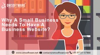 Why A Small Business Needs To Have A Business Website?
