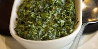 The Only Creamed Spinach Recipe You'll Ever Need (peter luger variation