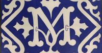 letter M by Leo Reynolds, via Flickr Leo Reynolds' on flickr.com - Free Printable Letters For Any Project (A-Z) (So Many Designs and Styles to Choose From)