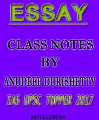 Buy UPSC Test Series, IAS Test Series, Test Series Optional Printed Notes Online