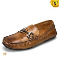 Detroit Mens Leather Loafers CW740015