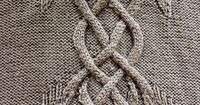 Ravelry: Dancing Dragons Coat pattern by Heike Campbell - I might use this on an afghan