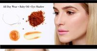 Eye gloss was all over the fall 2013 runways but before you go out and buy that expensive gloss, try making it home with this easy tutorial! DIY Eye Gloss!