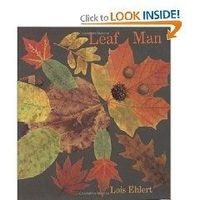 Another fall gem from Lois Ehlert. Build your own leaf men (and women!) and write about their adventures. See also Red Leaf, Yellow Leaf, below on this board.