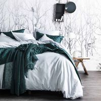 Simple T Platine Bedding by Alexandre Turpault $165.00