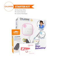 Chummie bedwetting alarms are widely recommended to stop bedwetting in children, teens & adult bed wetters. Chummie incorporates advanced microprocessor and One Drop Detection IntelliFlex sensor to detect urine. Chummie is available as available as we...