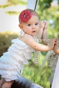 adorable...need to barrow a baby girl to take a pic like this...or maybe try for one :)