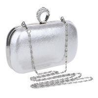 Women Rings Versatile Evening / Day Clutch Bag