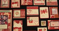 Stampin' Up! Valentines