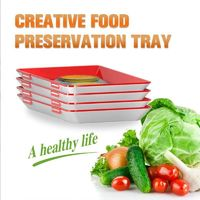 Innovative Food Preservation Tray $19.95