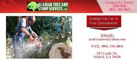 Acadian Tree Removal and Stump Services, LLC provides tree services including tree removal, tree trimming, Stump Grinding. A highly technical task, tree removal requires trained and qualified professionals, and we are well versed in it. See: https://acadi...