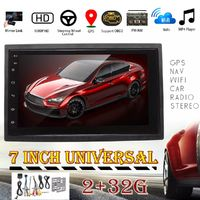 7 inch Universal 2G+32G Touchscreen Android 8.0 Car Radio Stereo Car GPS Navigation Wifi