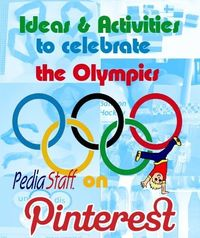 Pinterest Pinboard of the Week: Therapy Activities & Ideas to Celebrate the Olympics - pinned by
