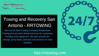 Towing and Recovery San Antonio - RRTOWING