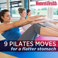 pilates workout, fitness magazine and pilates.