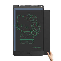 DOUKU Transparent Partial Erasion of 14-inch Electronic Design Drawing Board Business Draft Board by Copying LCD Drawing Board