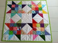 Stitchin with Peg: Tabletoppers