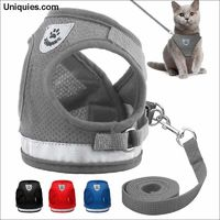 Reflecting Harness & Leash Set for Cats/Small Dogs $24.95