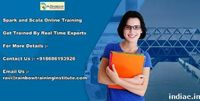 Rainbow Training Institute provides the Best Apache Spark Scala Online Training Course Certification. We are Offering Spark and Scala Course classroom training And Scala Online Training in Hyderabad.we will deliver courses 100% Practical and Spark sca...