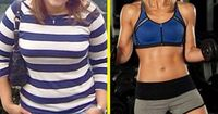 How WH reader Kelly Simoneau achieved her fitspirational bod.