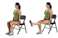 Knee strengthening exercises for increased mobility
