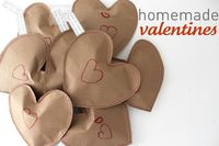 homemade valentines | The Winthrop Chronicles