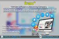Ecommerce website development maximize your online trade: Maintain a competitive, always-on approach to ecommerce. Continually improve UI and back-end infrastructure for a market-leading customer experience. For more details please, visit: wearefram.com