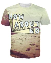 ROTS How About No T-Shirt $25.00