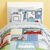 Train bedding from Land of Nod