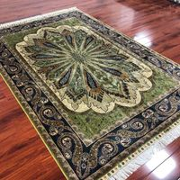 Handmade pure silk Turkish carpet design n3 $790.00