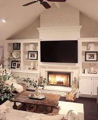Marvelous Farmhouse Style Living Room Design Ideas 3
