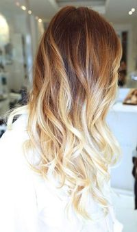ombre hair color, ombre hair and hair colors.