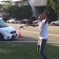 Funny forever alone selfie stick edition gif #funny #humor #gif #funnygif #PMSLweb