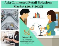 The recent trends in the retail industry show greater demand for connected retail solutions market. See how the market segments performing and contributing to the overall market growth.